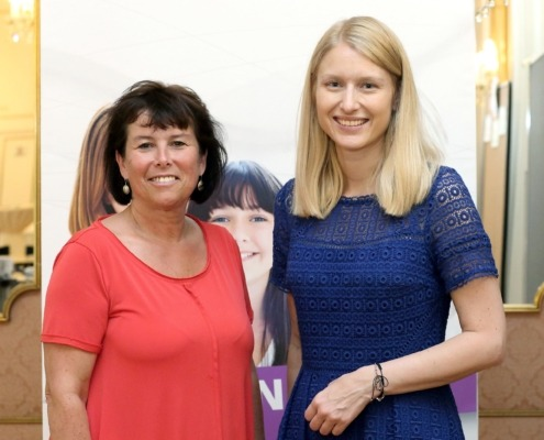 Landesrätin Birgit Gerstorfer, MBA und Landesrätin Mag.a Christine Haberlander