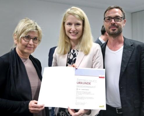 Neu-Mitglied Oberärztin Dr. Ulrike Enkner