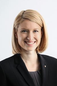 Christine Haberlander Portraitbild